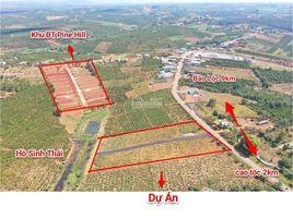 林同省 Dam Bri Khu biệt thự đẹp nhất Đam bri, nằm ngay mặt tiền Lý Thái Tổ chỉ từ 3,1 tr/m2 N/A 土地 售