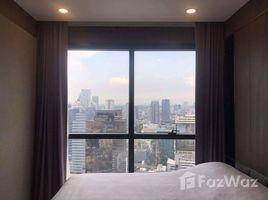 曼谷 Si Phraya Ashton Chula-Silom 2 卧室 公寓 租