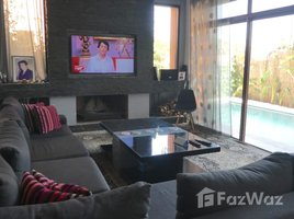 Marrakech Tensift Al Haouz Loudaya Sublime Villa meublée à vendre de 5 chambres avec jardin et une piscine, situé à Targa Garden. 5 卧室 别墅 售