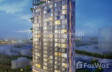 88 Suites@Blvd,BKK1 in Boeng Tumpun, Phnom Penh