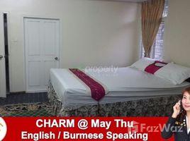 ဒဂုံမြို့သစ်မြောက်ပိုင်း, ရန်ကုန်တိုင်းဒေသကြီး 1 Bedroom House for rent in Yangon တွင် 1 အိပ်ခန်း အိမ်ခြံမြေ ငှားရန်အတွက်