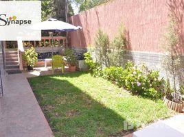 Grand Casablanca Bouskoura Une très belle villa à vendre à Bouskoura 6 卧室 屋 售