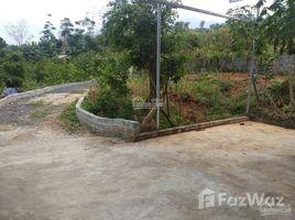 Studio Haus zu verkaufen in Luong Son, Hoa Binh Bán đất có nhà cấp 4 thổ cư Lương Sơn, Hòa Bình, 1.2 ha view cao thoáng, nhìn ra Xuân Mai