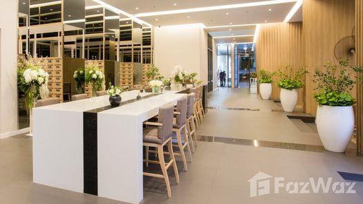 Photos 1 of the Reception / Lobby Area at Aspire Sathorn-Thapra