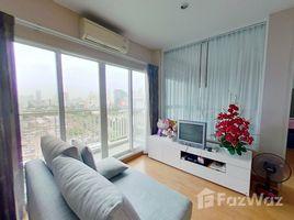 1 Bedroom Condo for sale in Bang Kapi, Bangkok The Parkland Grand Asoke-Phetchaburi