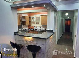 Cairo Ultra Modern Apartment For Rent In Maadi Sarayat 3 卧室 房产 租