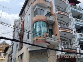 Studio House for sale in Ward 10, Ho Chi Minh City Bán gấp nhà nở hậu góc 2 mặt tiền Trần Minh Quyền, LH 0906.881.006