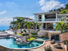 5 Bedrooms Property for sale in Bo Phut, Koh Samui Amazing 5 Bedroom Sea View Villa in Bo Phut