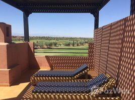 Marrakech Tensift Al Haouz Na Marrakech Medina Route de l'Ourika maison à louer meublée 3 卧室 别墅 租