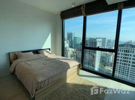 曼谷 Si Lom The Lofts Silom 2 卧室 公寓 租