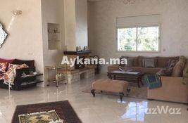 4 bedroom فيلا for sale at in Rabat-Salé-Zemmour-Zaer, المغرب