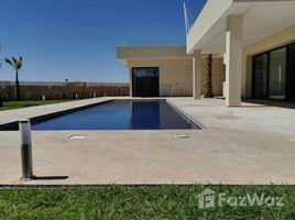 3 Bedrooms Villa for sale in Amizmiz, Marrakech Tensift Al Haouz Magnifique villa moderne à vendre à Marrach