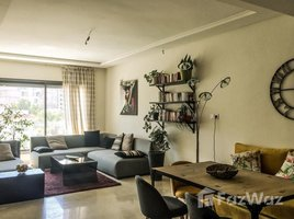 Grand Casablanca Na El Maarif Appartement meublé 3 chambres moderne quartier Princesses 3 卧室 住宅 租