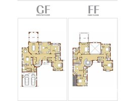 4 Bedrooms Villa for sale in Uptown Cairo, Cairo Alba Spendia