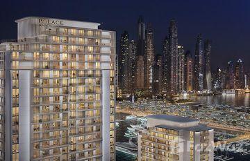 Palace Beach Residence in EMAAR Beachfront, Dubai