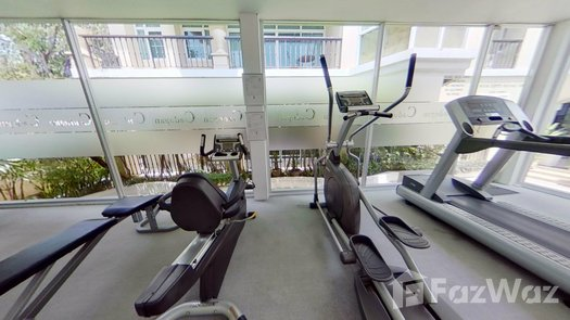 3D Walkthrough of the Communal Gym at The Cadogan Private Residences