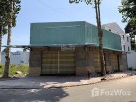 芹苴市 Phu Thu Bán nhà kho góc 2 mặt tiền đường số 6 và 11 KDC nông thổ sản, Phú Thứ, giá rẻ, lộ ô tô 开间 屋 售
