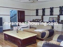 လှိုင်သာယာ, ရန်ကုန်တိုင်းဒေသကြီး 6 Bedroom House for rent in Hlaing Thar Yar, Yangon တွင် 6 အိပ်ခန်းများ အိမ် ငှားရန်အတွက်