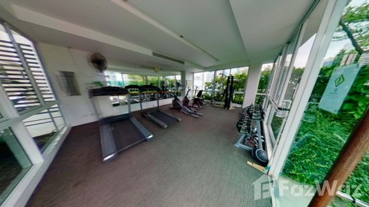 3D Walkthrough of the Communal Gym at Siri On 8