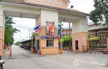 Baan Suetrong Rangsit khlong 3 in Bueng Yi Tho, Pathum Thani