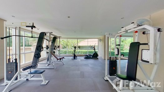 3D Walkthrough of the Communal Gym at Executive Residence 4