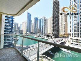 迪拜 MINA Azizi 1 卧室 房产 租
