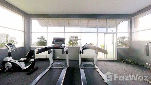 3D Walkthrough of the Communal Gym at Fragrant 71