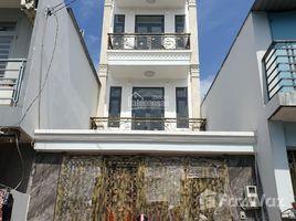 4 Bedrooms House for sale in Xuan Thoi Dong, Ho Chi Minh City Nhà trệt 3 lầu 4x24m, mặt tiền Xuân Thới 13 gần chợ chữ S ngã 4 Giếng Nước QL22