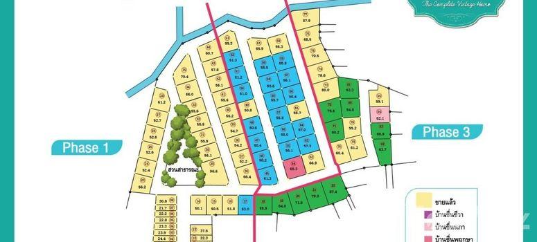 Master Plan of Baan Na Cheun - Photo 1
