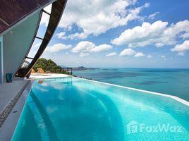 4 Bedrooms Villa for rent in Bo Phut, Koh Samui Jewel of Chaweng Noi, 4-Bedroom Pool Villa, Infinite Views