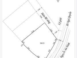 N/A Land for sale in Ward 6, Lam Dong Lô đất biệt thự 2 mặt tiền vip Nguyễn An Ninh, P6, Đà Lạt