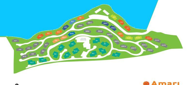 Master Plan of Amari Residences Phuket - Photo 2