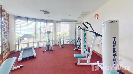 3D Walkthrough of the Communal Gym at Cha Am Long Beach Condo