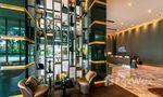 Reception / Lobby Area at Ideo Mobi Sukhumvit Eastgate