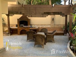 Квартира, 3 спальни в аренду в , Cairo Furnished ground floor for rent close to CAC