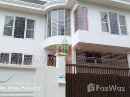 4 Bedrooms Property for rent in Bahan, Yangon 4 Bedroom House for rent in Bahan, Yangon