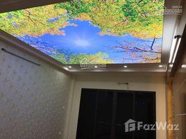 Studio House for rent in Yen Hoa, Hanoi Cho thuê nhà PL mới xây Yên Hòa. Nhà 5 tầng x 50m2, 2 mặt tiền, ô tô vào nhà, giá 22tr/th