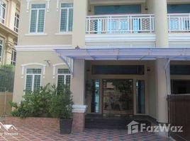 4 Bedrooms Property for rent in Boeng Kak Ti Muoy, Phnom Penh 4 bedrooms Villa For Rent in Toul Kork