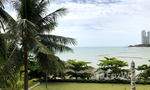Communal Garden Area at The Cove Pattaya