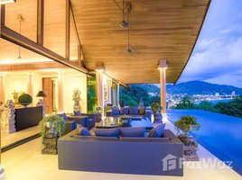 4 Bedrooms Property for rent in Patong, Phuket Baan Chai Lei