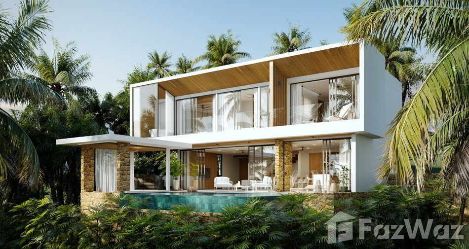 Latest off-plan projects launched in Koh Samui - Bayview Estate