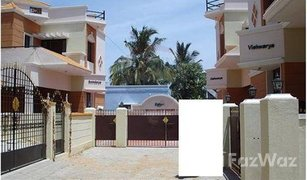Mylapore Tiruvallikk, तमिल नाडु Narasinga Perumal Koil 1st Street में 3 बेडरूम प्रॉपर्टी बिक्री के लिए