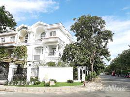 Studio Biệt thự bán ở Tân Phong, TP.Hồ Chí Minh Chính chủ bán biệt thự giá thật 2 mặt tiền Cảnh Đồi Phú Mỹ Hưng Quận 7 nhà mới đẹp +66 (0) 2 508 8780m2 ở ngay