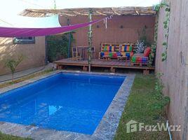 Marrakech Tensift Al Haouz Na Marrakech Medina Coquette Villa à louer vide ou meublée de 2 chambres avec piscine privative située sur la route d'ourika à 6 km du centre de Marrakech 2 卧室 别墅 租