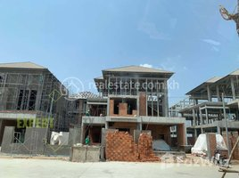 5 Bedrooms Villa for sale in Chak Angrae Kraom, Phnom Penh Borey Peng Huoth : The Star Diamond