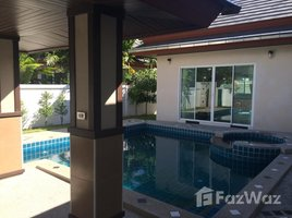 3 Bedrooms Villa for sale in Huai Yai, Pattaya Baan Piam Mongkhon