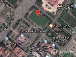 北寧省 Suoi Hoa Bán nhà mặt đường Hai Bà Trưng giá 8,2 tỷ 3 卧室 屋 售