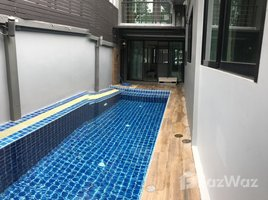 4 Bedrooms Property for rent in Khlong Tan Nuea, Bangkok Lovely Townhouse with Pool for Rent in Thonglor