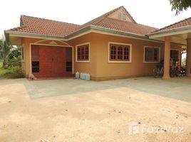 清莱 Wiang Nuea House with Pond 4 卧室 屋 售