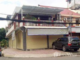 3 Bedrooms Villa for rent in Phsar Thmei Ti Bei, Phnom Penh Corner House For Business On The Main Road, ( 8m x 27m ), $4,000/m ផ្ទះកែងសំរាប់ធ្វើអាជីវកម្មជួលនៅដូនពេញ,( 8m x 27m ), $4,000/ខែ